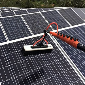 Limpieza Paneles Solares Fotovoltaicos